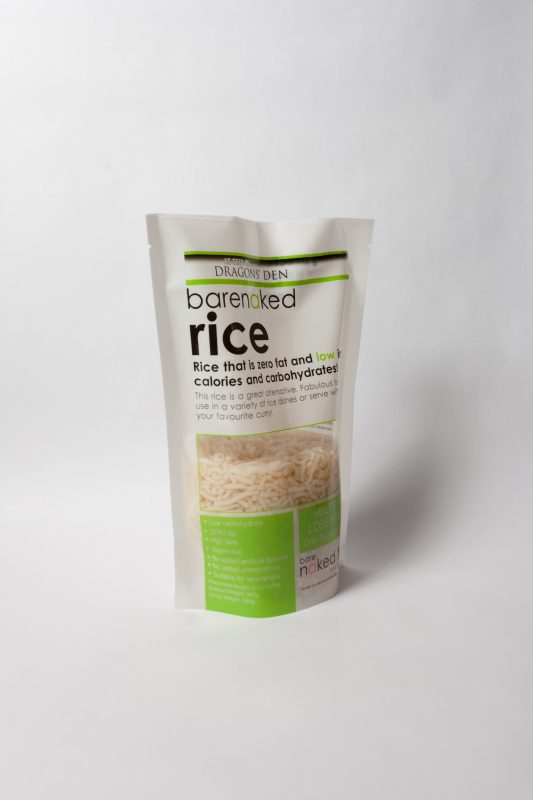 Bare Naked Rice 380g